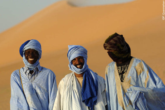 Mauritanie - La Balaguère