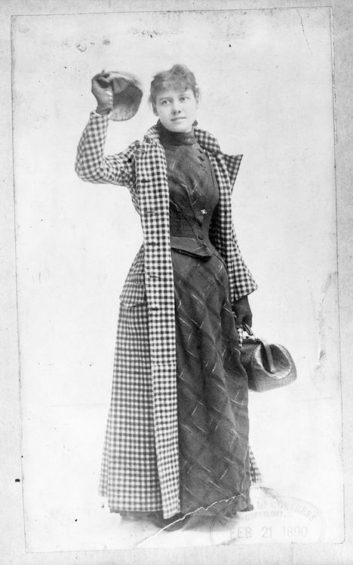 Nellie Bly - 1889
