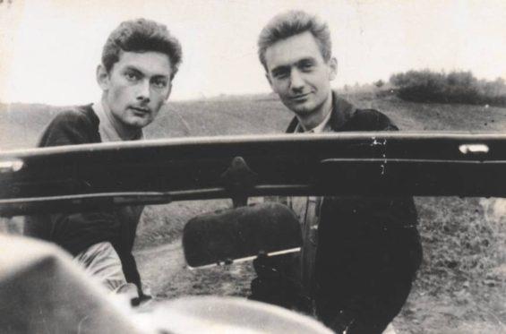 Nicolas Bouvier et Thierry Vernet - 1953