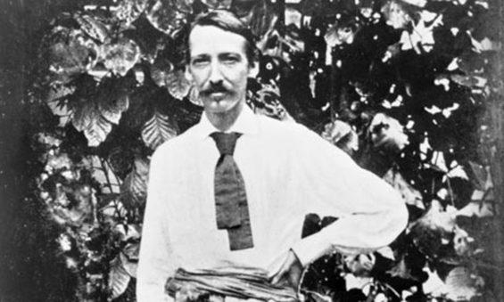 Robert Louis Stevenson - Samoa