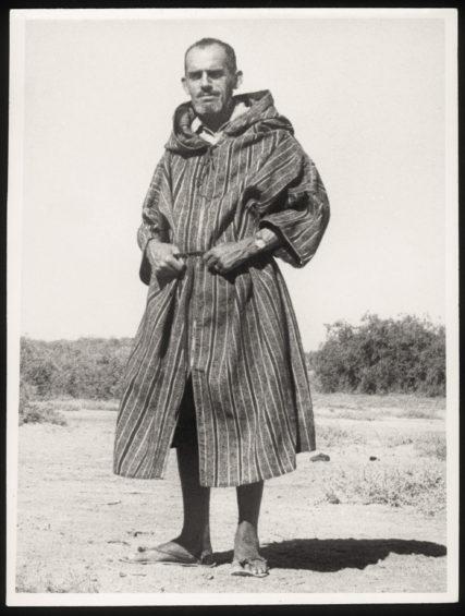 Théodore Monod - 1954