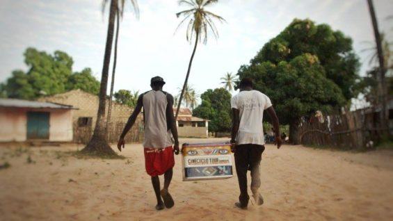 Cinécyclo Tour Sénégal