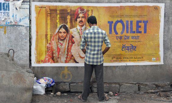 Film Bollywood - Toilettes : une histoire d'amour