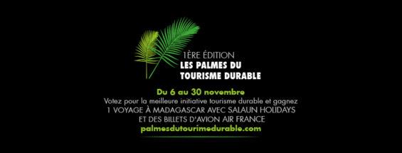 Palmes du Tourisme Durable 2017