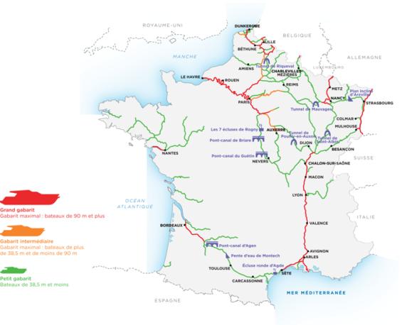 Rencontres Nationales du Tourisme Fluvial 2018 - Les 1er ...