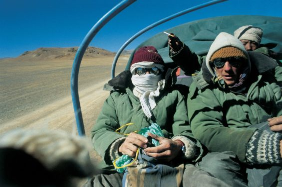 Tibet central - Simon Allix 1995