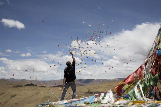 Tibet - Simon Allix