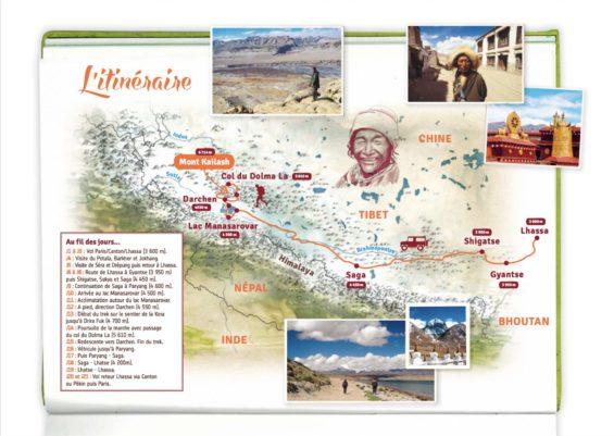 Kailash -Tibet - Nomade Aventure