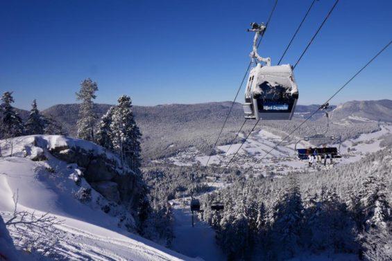 Quelles perspectives pour le tourisme hivernal de moyenne - Office du tourisme correncon en vercors ...