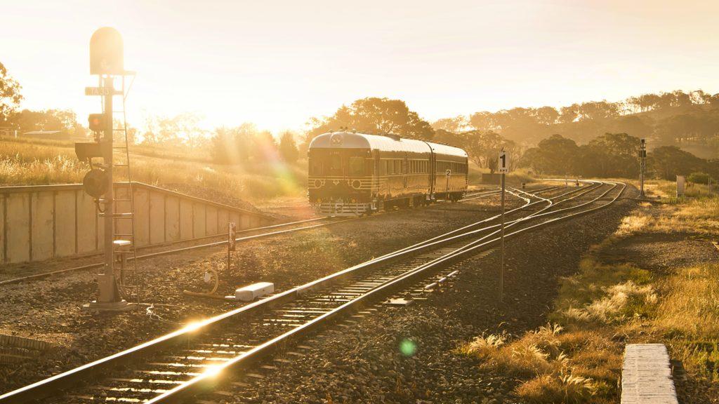 Le renouveau du train et du chemin de fer
