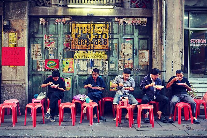 Street Food - Bangkok - Roberto Trombetta