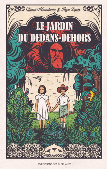 Livre Jardin Dedans Dehors