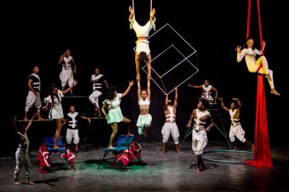 Troupe du Fekat Circus - Fekat Circus