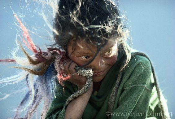 Photo Tibet -Olivier Föllmi