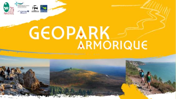 Geopark Armorique Logo