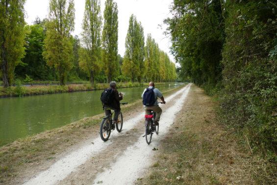 Vélo canal