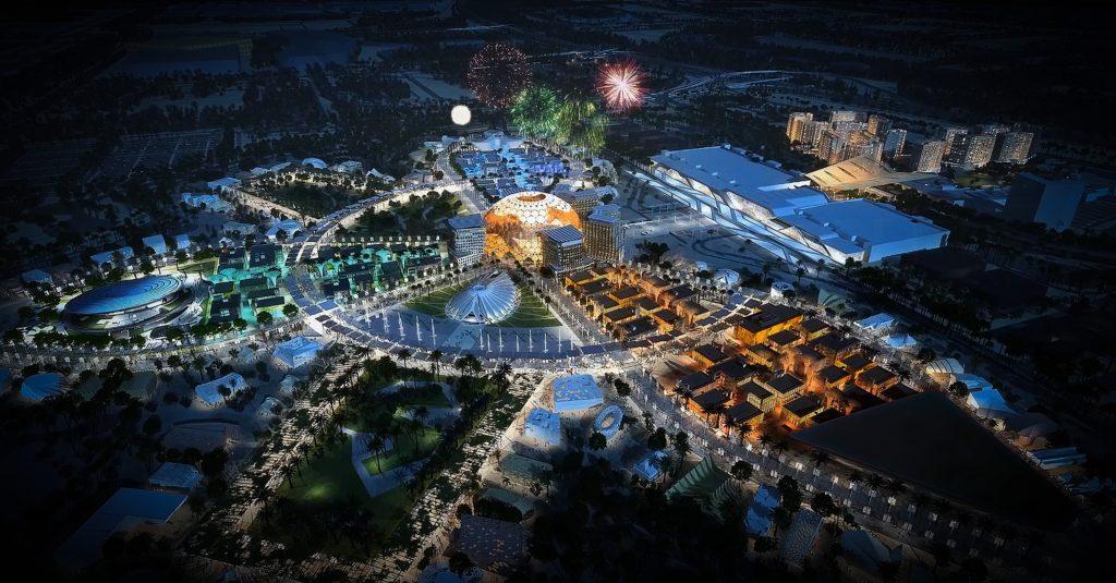 enjeux écologiques et projets de tourisme durable à Dubai