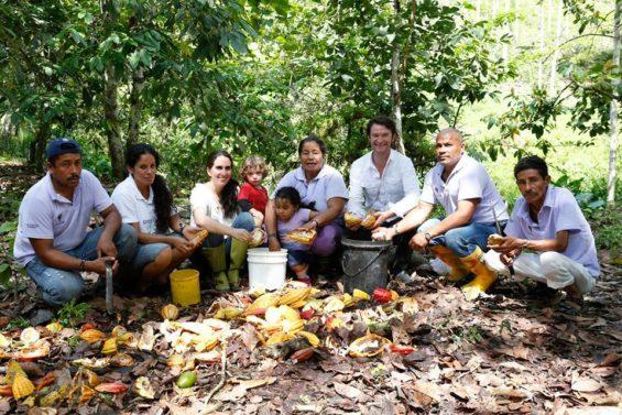 Equateur - Projet Pacari