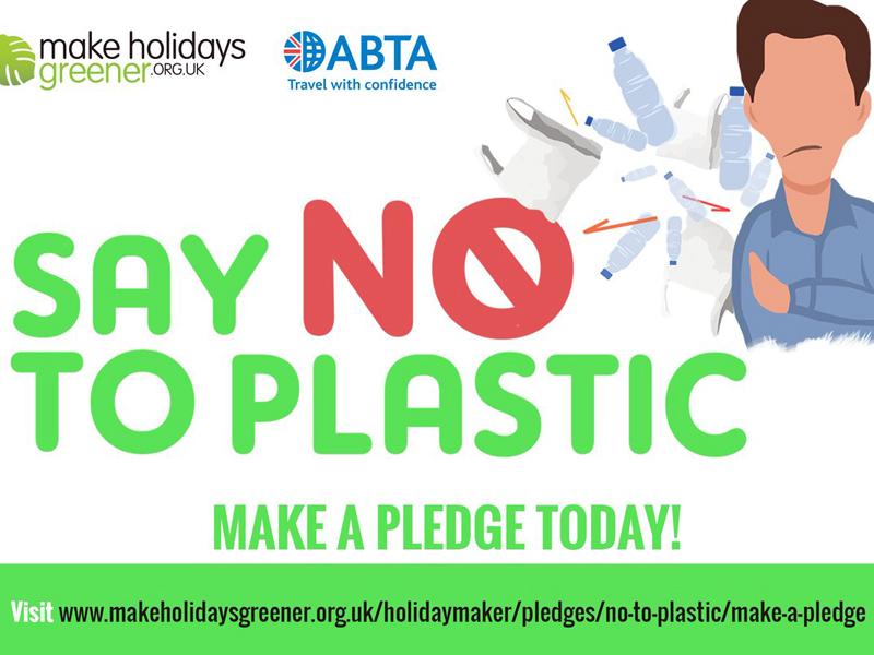 campagne contre le plastique