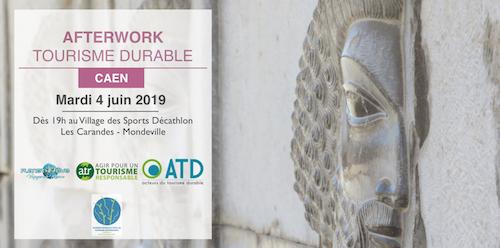 Afterwork du tourisme durable à Caen en juin 2019