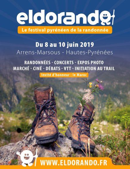 Affiche du festival Eldorado 2019