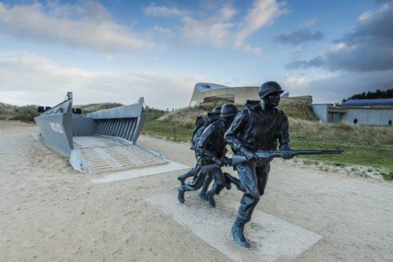 tourisme de mémoire en Normandie