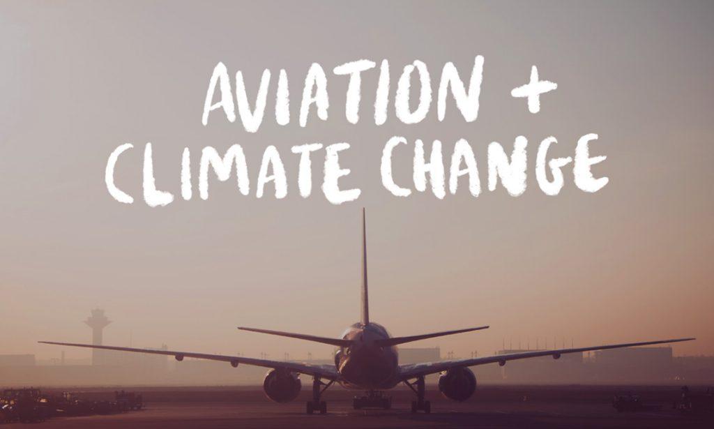 Chapitre 1 sur le réchauffement climatique et l'aviation