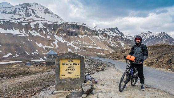 vélotourisme en Inde