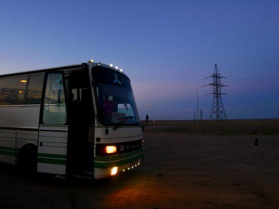 bus Kazakhstan