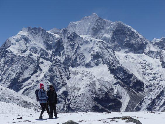 Beauté majestueuse de l'Himalaya