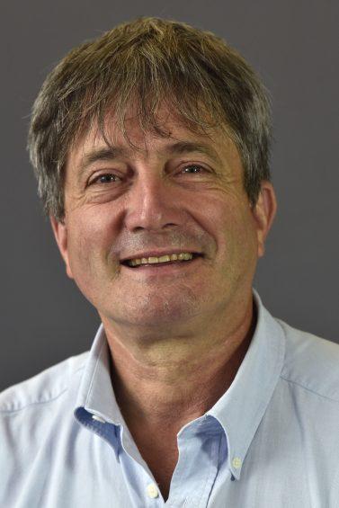 Portrait cadré de Jacques Pédehontaà, président de l'ADT Béarn Pyrénées - Pays Basque