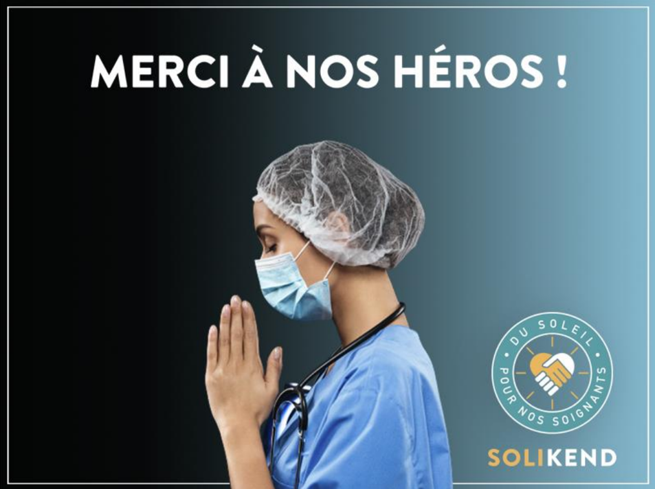 Opération solidaire Solikend