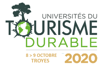 logo des universités du tourisme durable