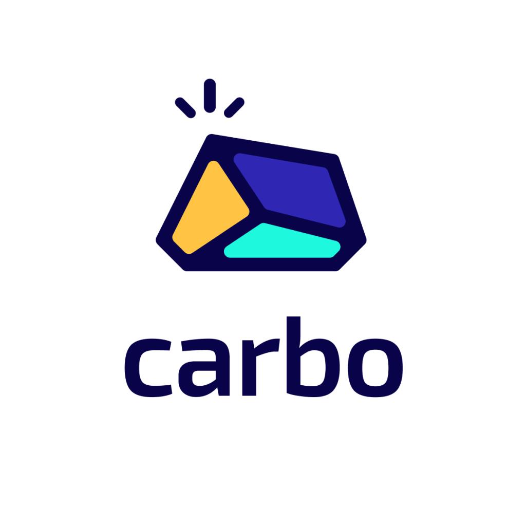 logo de CARBO, l'application web pour aider à maîtriser son impact carbone