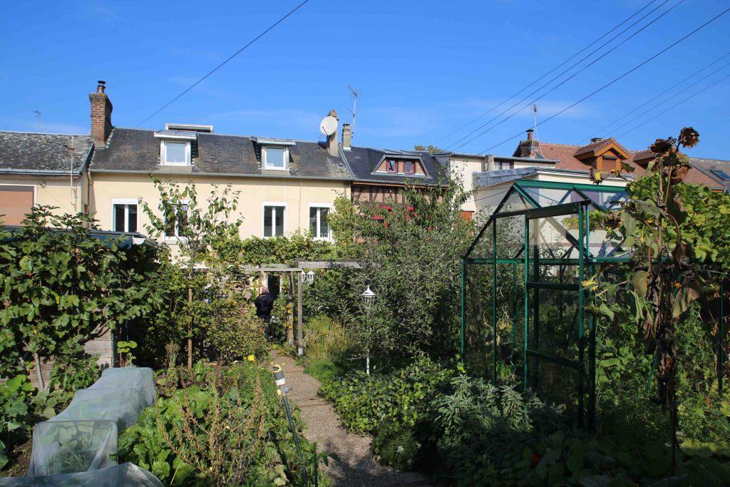 Le potager de Joseph à Sotteville-les-Rouen