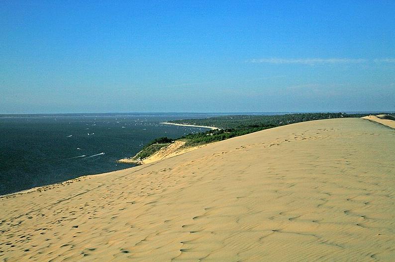 Dune-du-Pilat-Vélodyssée