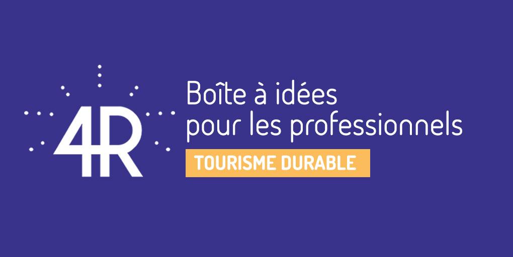 actions tourisme durable professionnels hotels restaurants