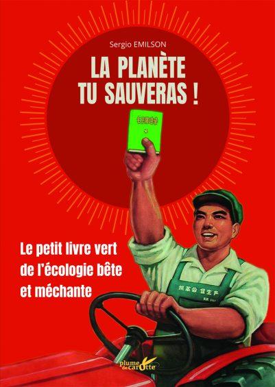 Livre : La planète tu sauveras
