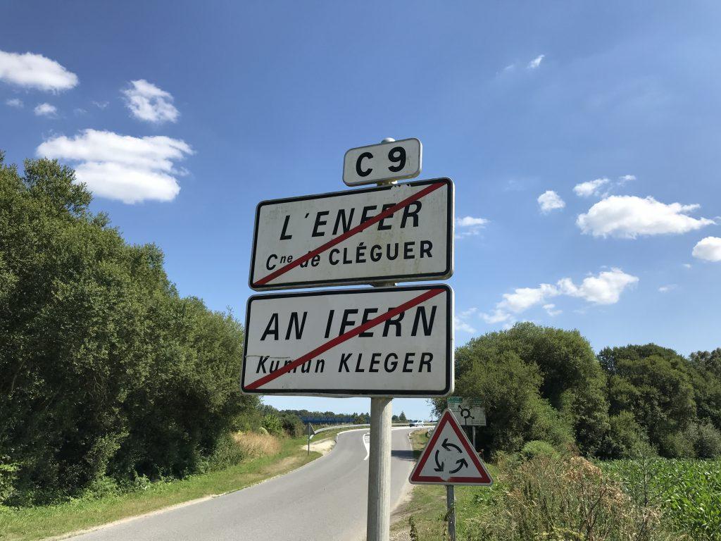L'Enfer, commune de Cléguer dans le Morbihan en Bretagne © Elisabeth Blanchet