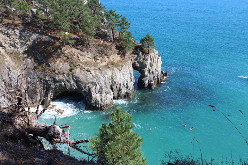 La presqu'île de Crozon faisait partie des 10 destinations préférées des Français 2020