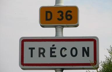 Trécon, commune française située dans le département de la Marne en région Grand Est