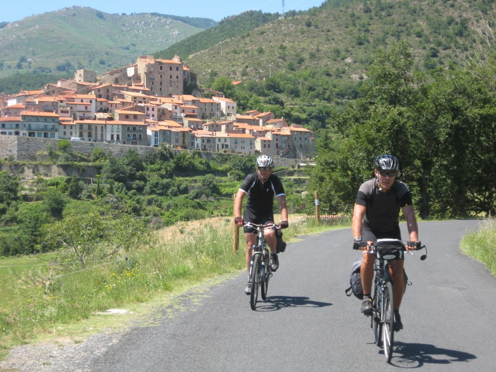 Activités vélo en Occitanie avec Languedoc Nature