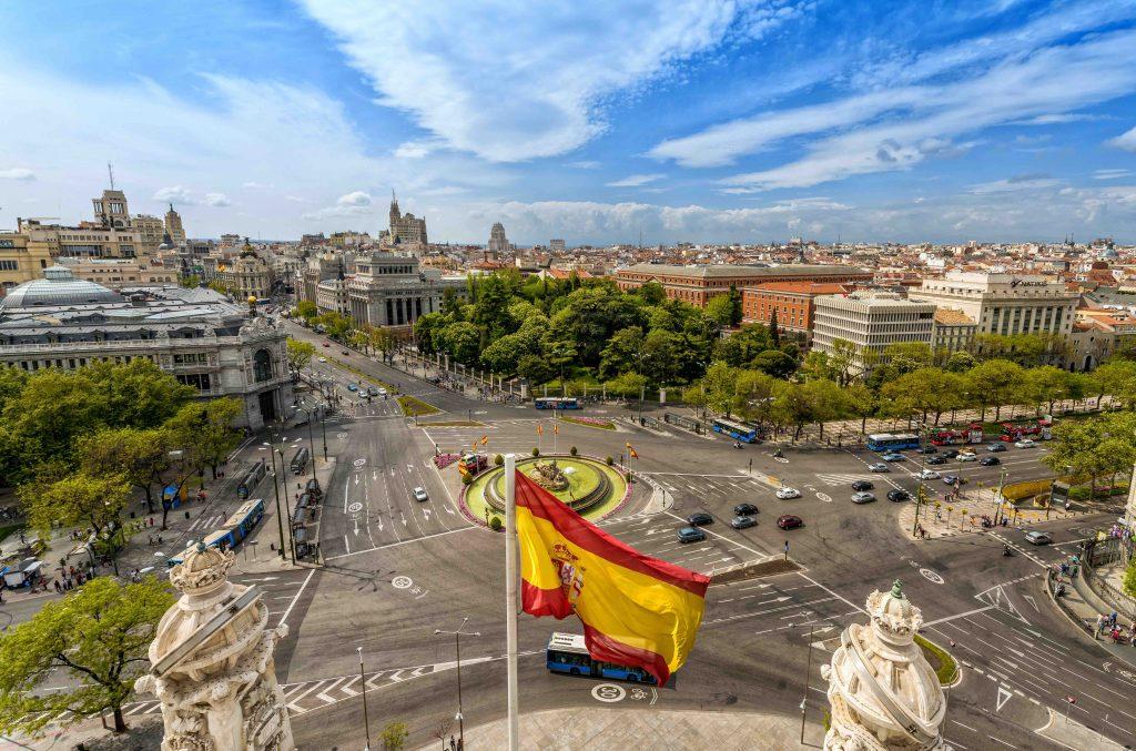 Madrid © Domaine public