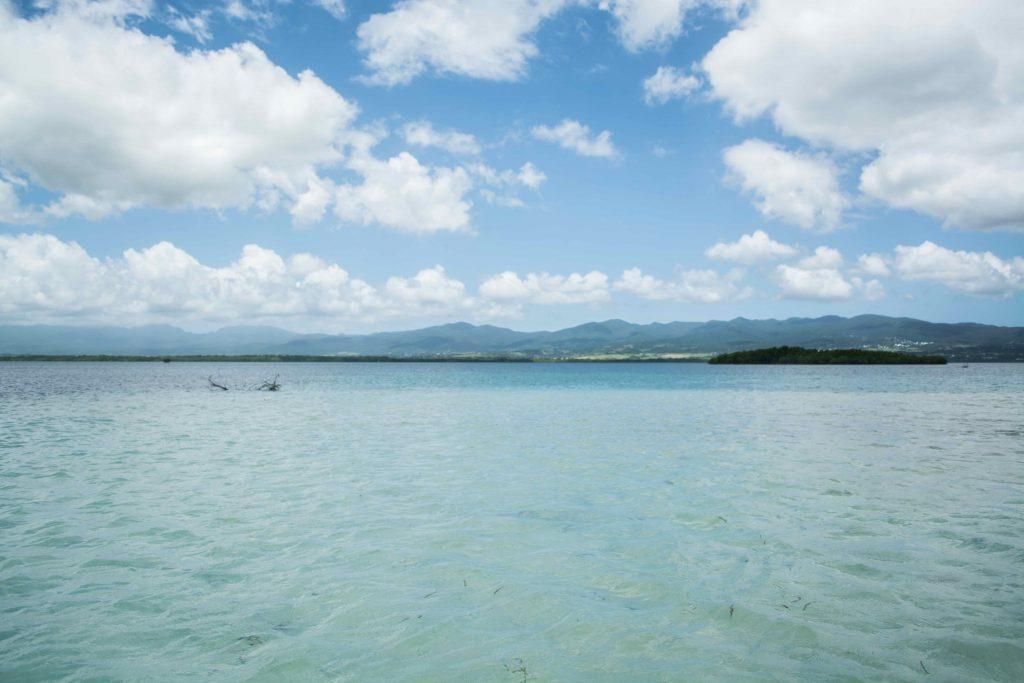 Balade dans le parc national de la Guadeloupe, recouvrant les trois quarts du territoire.
