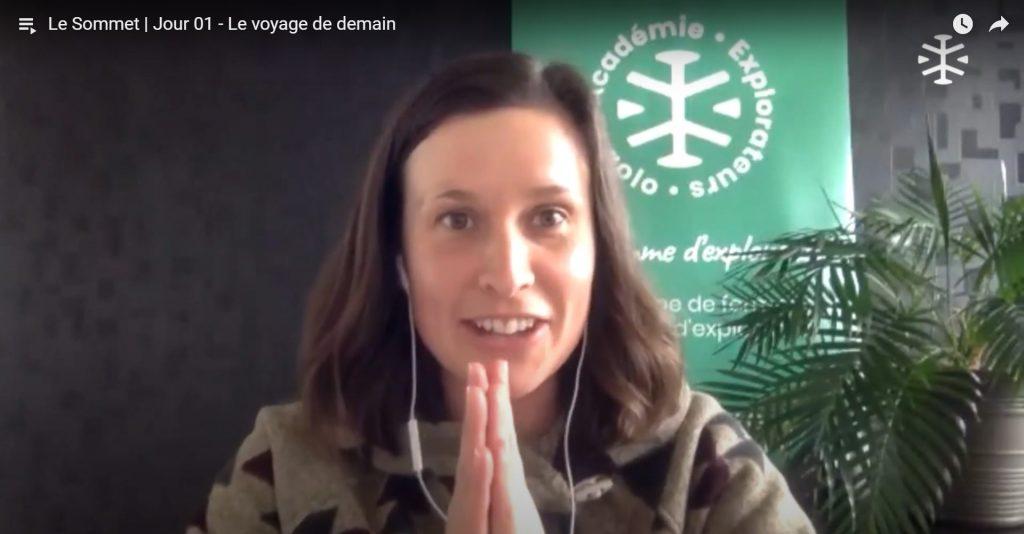 Responsable Académie Explorateurs Vaolo Joanie St Pierre