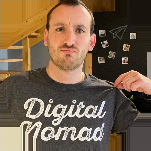 Dossier : Travailler en voyageant, le nomadisme digital ou workation - Portraits de nomades