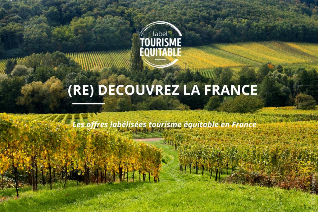 Label Tourisme équitable France de l'ATES