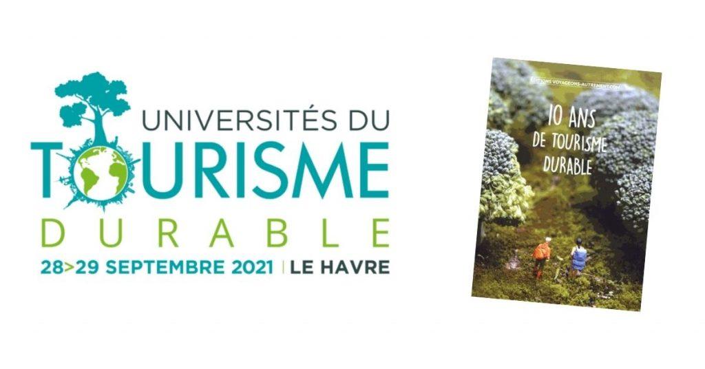 7ème édition des Universités du Tourisme Durable