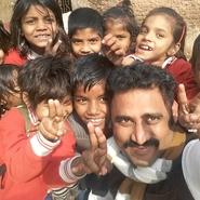 randhir et les enfants