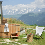 Chalet_Nantailly_Gite_Savoie_Les_Saisies_groupe_seminaires_Alpes_bain_norvégien